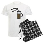 Express Yourself Men's Light Pajamas
