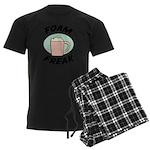 Foam Freak Men's Dark Pajamas