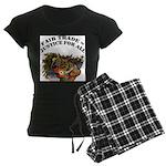 Fair Trade Women's Dark Pajamas