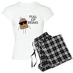 Full Of Beans Women's Light Pajamas
