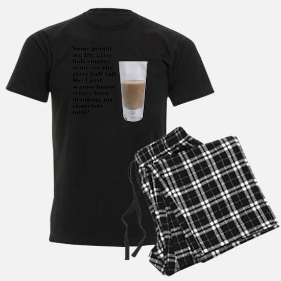 Chocolate Milk Pajamas