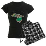 Biertanz Oktoberfest Women's Dark Pajamas