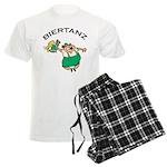 Biertanz Oktoberfest Men's Light Pajamas