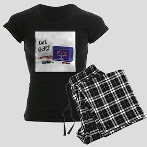 Got Gelt Women's Dark Pajamas