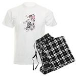 White Rabbit Men's Light Pajamas