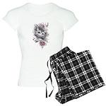 Cheshire Cat Women's Light Pajamas