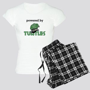 Powered By Turtles Women's Light Pajamas