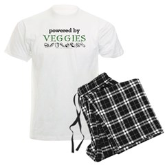 Powered By Veggies Pajamas