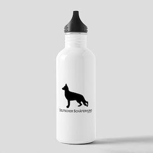 Deutscher Schaferhund Stainless Water Bottle 1.0L