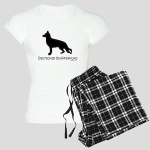 Deutscher Schaferhund Women's Light Pajamas