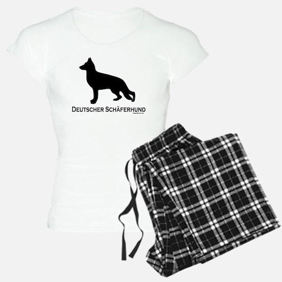 Deutscher Schaferhund Pajamas