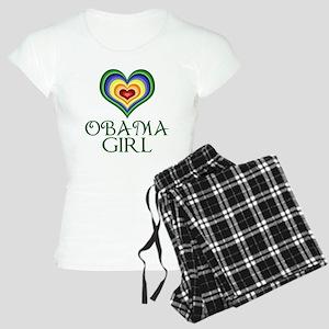 Obama Girl Women's Light Pajamas