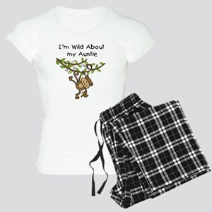 Wild About Auntie Women's Light Pajamas
