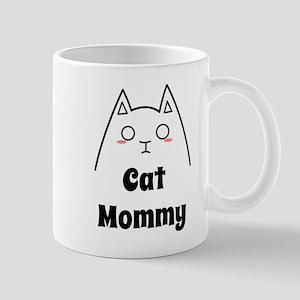 Love My Cat Mommy Mugs