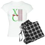 XC Run Light Green Scarlet Women's Light Pajamas