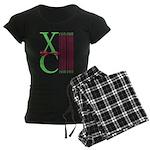 XC Run Light Green Scarlet Women's Dark Pajamas