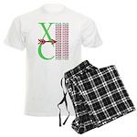 XC Run Light Green Scarlet Men's Light Pajamas