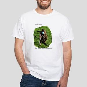 Psycho Puppy White T-Shirt
