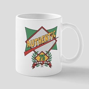 75th Birthday Mug
