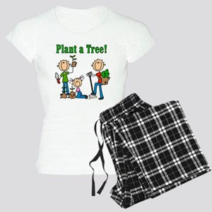 Plant a Tree Women's Light Pajamas
