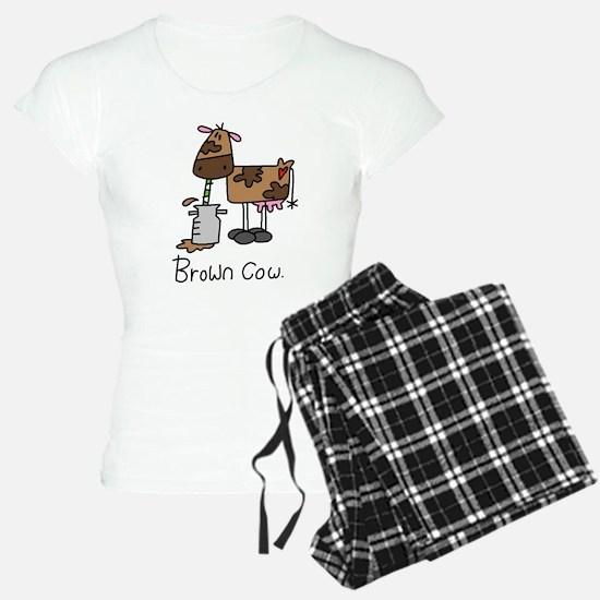 Brown Cow Pajamas