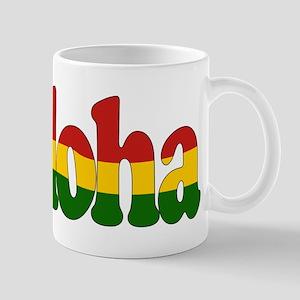Jahloha Hawaiian Irie Mug