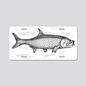 Tarpon Aluminum License Plate