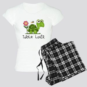 Turtle Lover Women's Light Pajamas