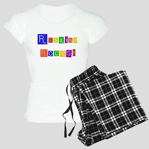 Reading Rocks Women's Light Pajamas