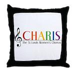 Charis Throw Pillow