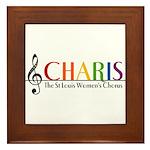 CHARIS Framed Tile