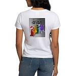 Behind The Scenes Women's T-Shirt