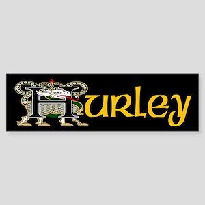 Hurley Celtic Dragon Bumper Sticker