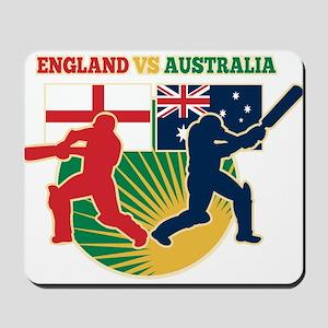 Cricket England Australia Mousepad