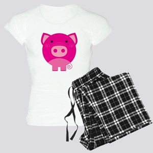 Pink Pig Women's Light Pajamas