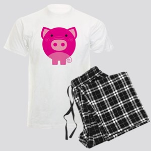 Pink Pig Men's Light Pajamas