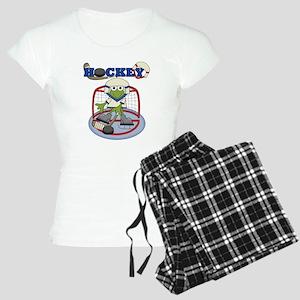 Frog Hockey Women's Light Pajamas