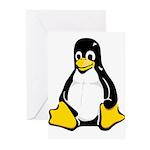 LiNUX Horizon Greeting Cards (6)