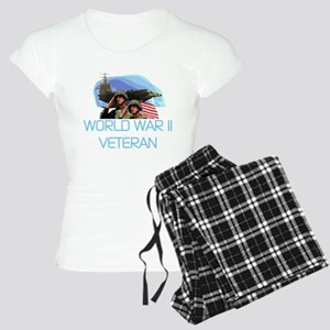 World War II Veteran Women's Light Pajamas