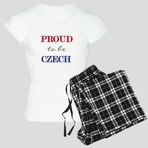 Czech Pride Women's Light Pajamas