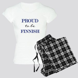 Finnish Pride Women's Light Pajamas