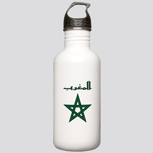 Morocco Script Stainless Water Bottle 1.0L