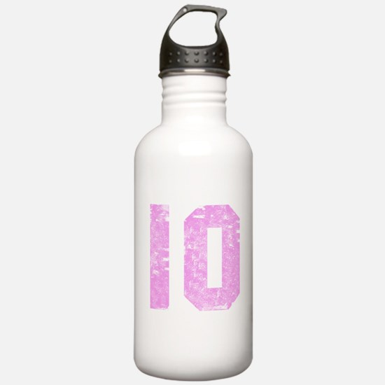10th Birthday Sports Water Bottle
