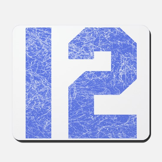 12th Birthday Mousepad