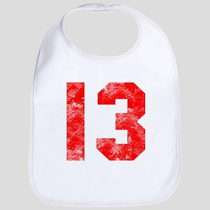 13th Birthday Bib