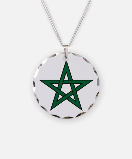 Morocco Star Necklace