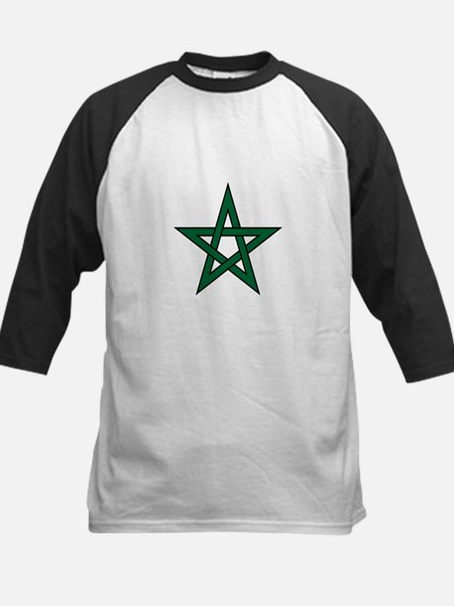 Morocco Star Kids Baseball Jersey