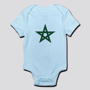 Morocco Star Infant Bodysuit