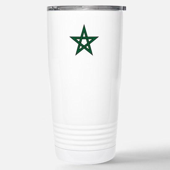 Morocco Star Stainless Steel Travel Mug