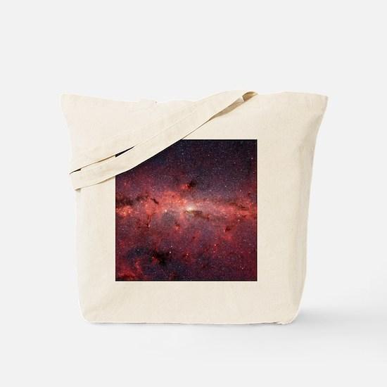 Milky Way Galaxy Center Tote Bag